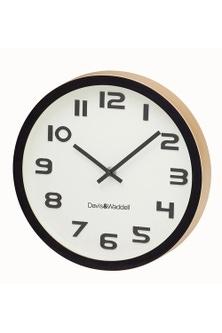 Davis & Waddell Logan Wall Clock