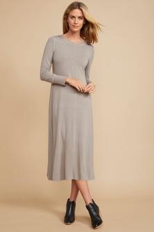 Grace Hill Swing Midi Dress