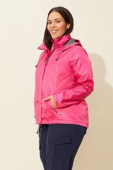 Isobar Plus Lightweight Waterproof Jacket