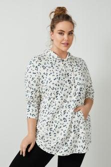 Sara Hooded Sweatshirt