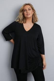 Sara Asymmetric Tunic