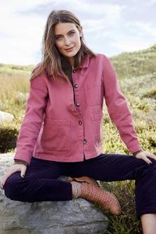 Capture Cotton Casual Jacket