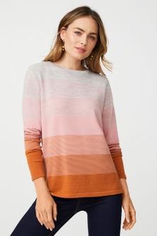 Capture Merino Variegated Sweater