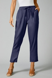 Capture Drapey Pull on Pant