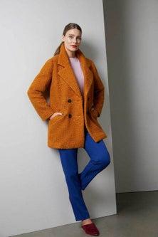 Grace Hill Boucle Coat