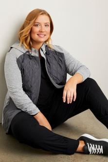 Sara Active Quilted Jacket