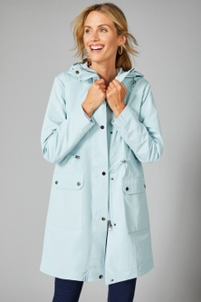 Capture Four Seasons Hooded Coat