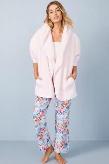Mia Lucce Sherpa Robe