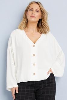 Sara Textured Shirt