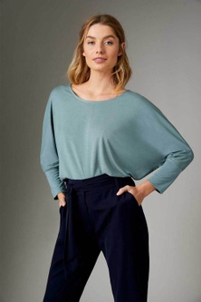 Capture Knit Batwing Top