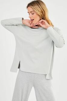 Capture Panelled Sweatshirt