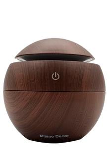 Milano Ultrasonic USB Diffuser with 10 Aroma Oils
