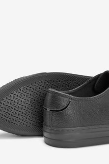 Next Baseball Lace-Up Trainers-Wide Fit