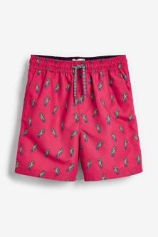 Next Seahorse Swim Shorts (3mths-16yrs)
