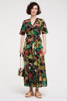 Heine Maxi Button Down Dress