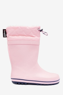 Next Warm Lined Cuff Wellies (Older)