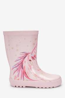 Next Unicorn Wellies (Older)