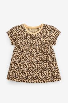 Next GOTS Organic Cotton T-Shirt (3mths-7yrs)-Standard
