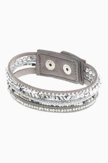 Next Sparkle Wrap Bracelet