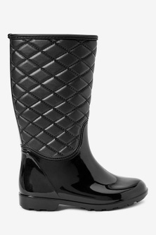 Next Quilted Riding Wellies (Older)