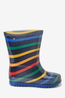 Next Stripe Wellies (Younger)
