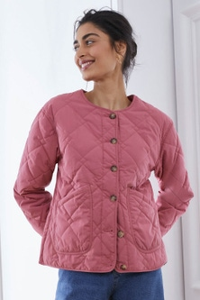 Emerge Quilted Jacket