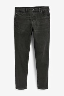 Next Jeans With Stretch- Tapered Slim Fit