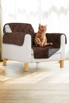 Sprint Industries Single Chair Pet Sofa Cover