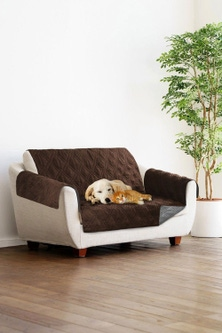 Sprint Industries Love Seat Pet Sofa Cover