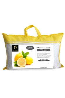 Ramesses Scented Memory Foam Pillow Four Pack