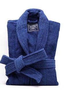 Ramesses Egyptian Cotton Terry Toweling Bathrobe