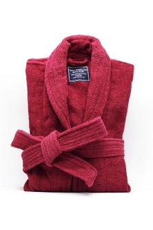 Ramesses Egyptian Cotton Terry Toweling Bathrobe