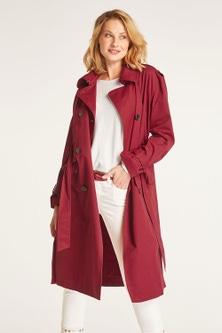 Heine Trench Coat