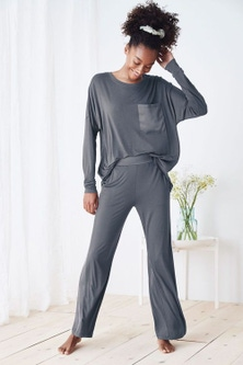 Next Wide Leg Pyjamas