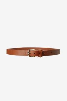 Next Leather Jeans Belt