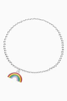 Next A Little Gift' Rainbow Bracelet