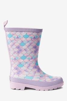 Next Mermaid Wellies (Older)