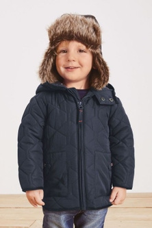Next Smart Quilted Jacket (3mths-7yrs)