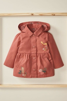 Next Embroidered Jacket (3mths-7yrs)