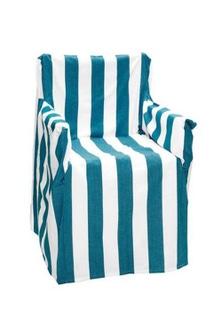 Rans Alfresco Striped Director Chair Cover
