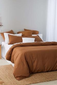 Montauk Linen Cotton Duvet Cover Set