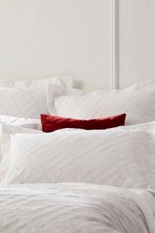 Catalina Euro Pillowcase Pair