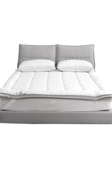 DreamZ Mattress Topper with Dual Layers