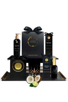 Surmanti Lime & Coconut Crystal Gift Box