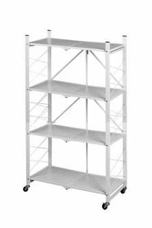 Levede 4 Tier Metal Plant Stand Planter Shelf