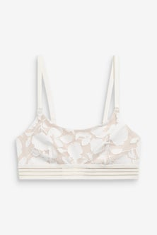 Next Daisy Non Padded Wire Free Crop Top