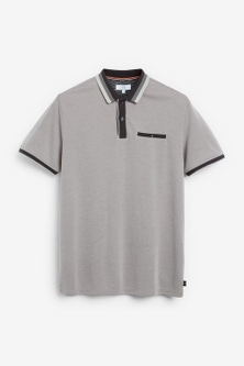Next Pattern Soft Touch Polo
