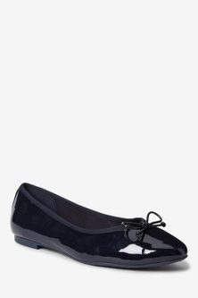 Next Ballerina Shoes-Wide Fit