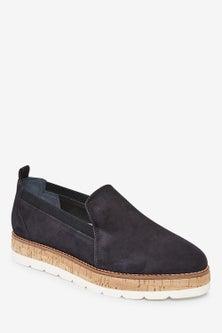 Next EVA Chunky Sole Slipper Loafers