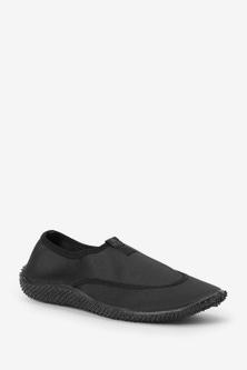 Next Aqua Shoes